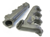 1964-1972 El Camino Big Block Exhaust Manifolds With Smog