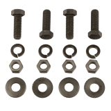 1967-1968 Camaro Front Bumper Bracket Bolt Kit