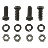 1969 Camaro Front Bumper Bracket Extension Bolt Kit