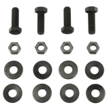 1968-1969 Chevelle Front Bumper Bracket Bolt Kit