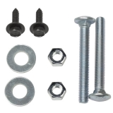 1964-1967 Chevelle Fuel Tank Mounting Hardware Kit