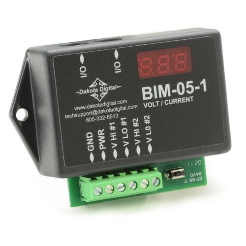 Dakota Digital Voltage / Current Module: BIM-05-1