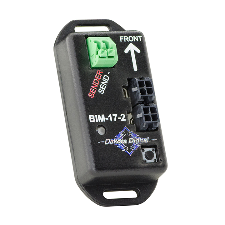 Dakota Digital Compass with Outside Temperature Module: BIM-17-2