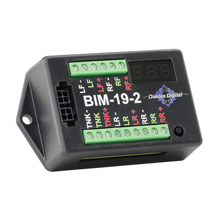 Dakota Digital Quad Air Bag Pressure Module: BIM-19-2