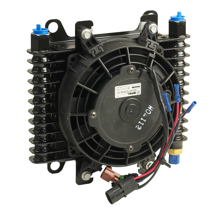 1964-1977 Chevelle B&M Medium Hi-Tek Super Cooling System with Fan, 350 CFM Rating: 70298