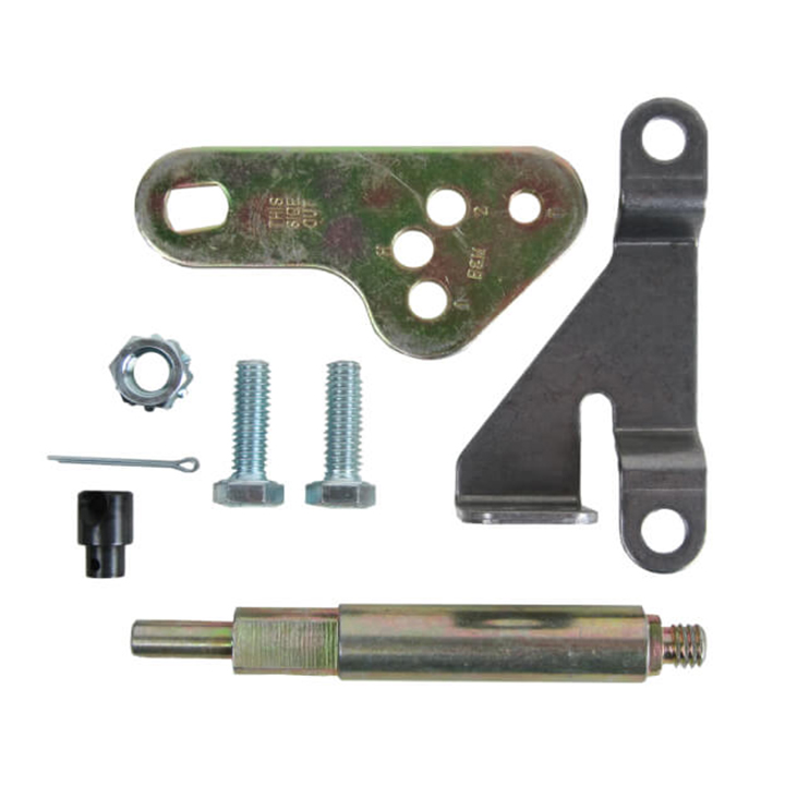 1963-1973 Chevelle B&M Bracket and Lever Kit, Powerglide: 70497