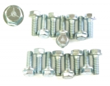 1965-1973 Chevelle Big Block Intake Manifold Bolt Kit, A Head Marks