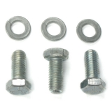 1967-1969 Camaro Crank Pulley OEM Attaching Bolt Kit With Coarse Thread