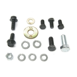 1967-1968 Camaro Big Block Power Steering Bracket Hardware Kit