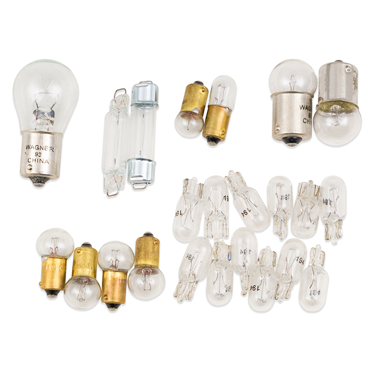 1968-1969 Nova Interior Bulb Kit