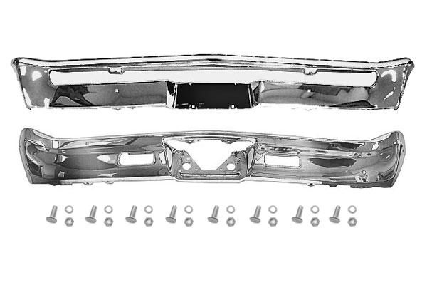 1967 Chevrolet Bumper Kit Complete