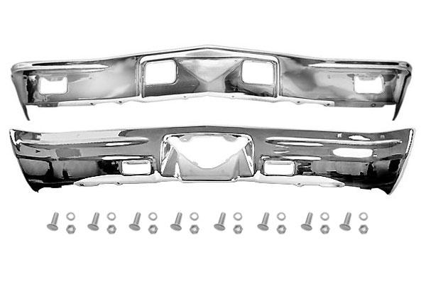 1968 Chevelle Bumper Kit Complete