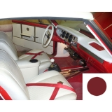 1964-1965 Chevelle Arm-Ster Console Red