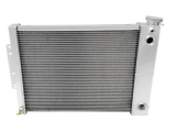 1967-1969 Camaro SB Aluminum Radiator Champion Core Series 3 Core - 600-800HP - Dual Pass & LS Swap