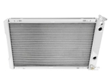 1982-1992 Camaro Champion Cooling Aluminum Radiator Champion Series 3 Core - 600-800HP - LS Swap