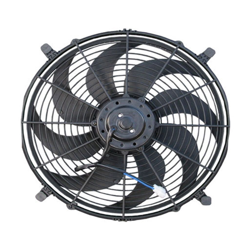 1964-1977 Chevelle Champion Cooling Electric Cooling Fan, 12 Inch: CCFK12
