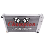 Champion Cooling Systems, 1970-1981