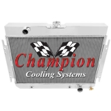 Champion Cooling Systems, 1966-1967