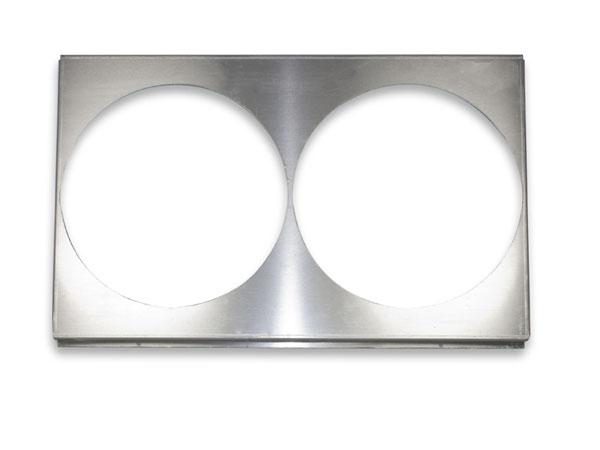 Champion Cooling Aluminum Fan Shroud for CCS-EC571, CCS-CC571, CCS-MC571: FS571