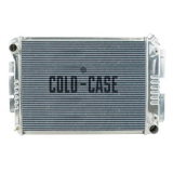 1967-1969 Camaro Cold Case High Performance Aluminum Radiator, BB, Automatic, OE Style