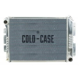 1967-1969 Camaro Cold Case High Performance Aluminum Radiator, BB, Manual, OE Style
