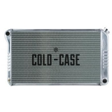 1968-1977 El Camino Cold Case High Performance Aluminum Radiator, Manual, OE Style
