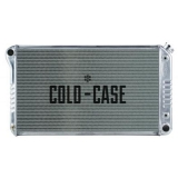 1968-1977 El Camino Cold Case High Performance Aluminum Radiator, Automatic, OE Style
