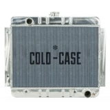 1962-1967 Nova Cold Case High Performance Aluminum Radiator, Automatic, OE Style