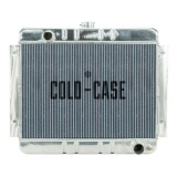 1962-1967 Nova Cold Case High Performance Aluminum Radiator, Manual, OE Style
