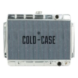 1964-1965 El Camino Cold Case High Performance Aluminum Radiator, Automatic, OE Style