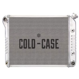1968-1979 Nova Cold Case High Performance Aluminum Radiator, Automatic, SB, OE Style
