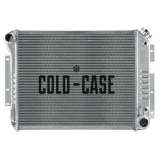1967-1969 Camaro High Performance Aluminum Radiator, SB, Automatic, OE Style