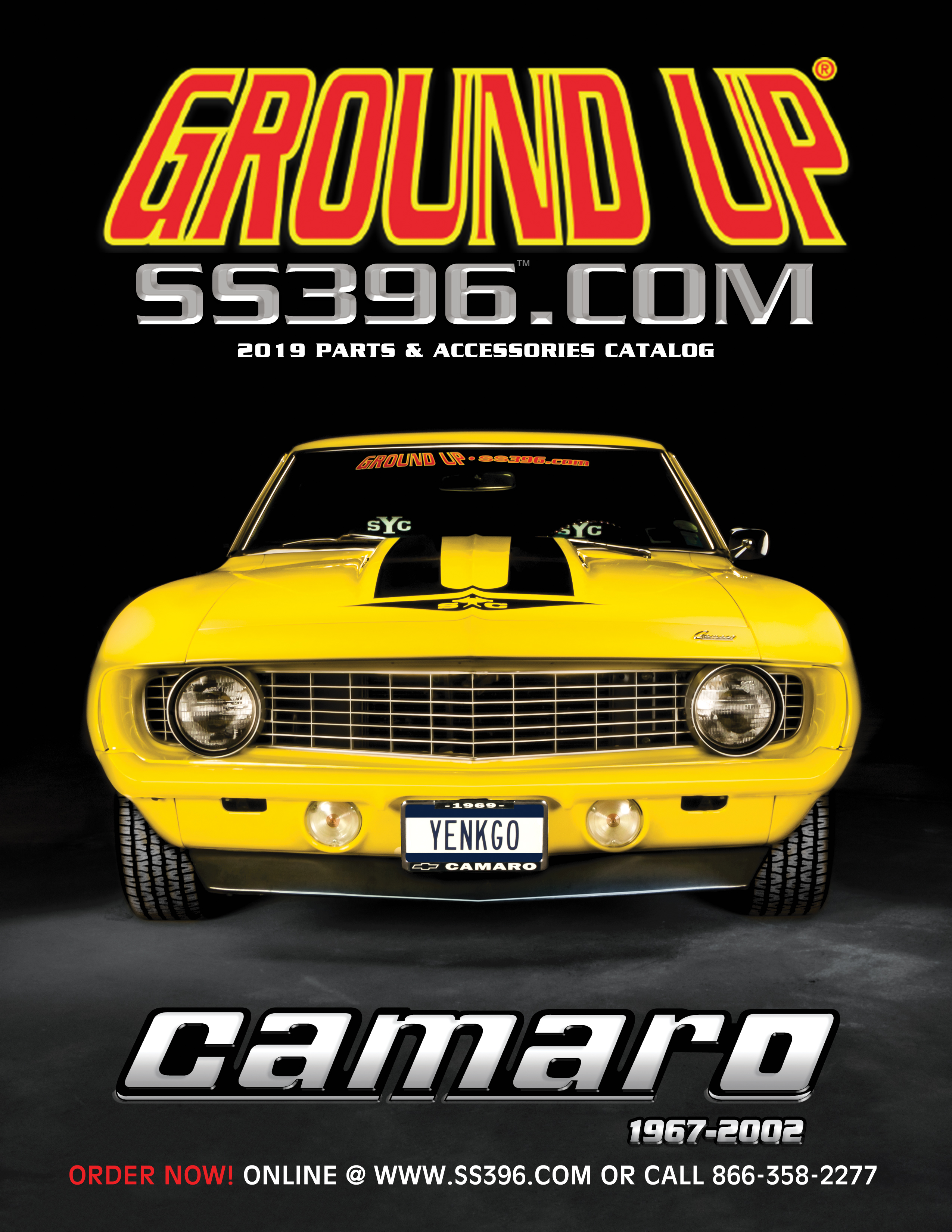 Our Free Chevelle Parts Calatog, Camaro Parts Catalog, Nova Parts Catalog  and El Camino Parts Catalog are all new for 2017!