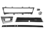 1966 Chevrolet Malibu Dash Bezel And Trim Kit