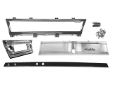 1967 Chevrolet Malibu Dash Bezel And Trim Kit