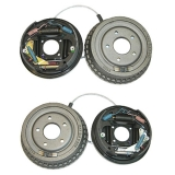 1964-1967 Chevelle Rear Drum Brake Kit Complete