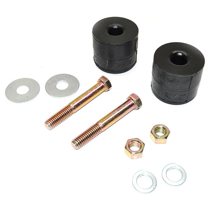 1968-1972 El Camino Radiator Support Bushing Kit