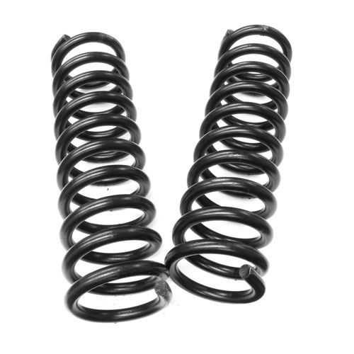 1968-1972 El Camino Front Coil Springs Small Block Without Air Conditioning