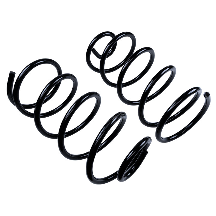 1964-1966 Chevelle Rear Coil Springs Small Block With A/C, 1964-1966 Chevelle Rear Springs All BB