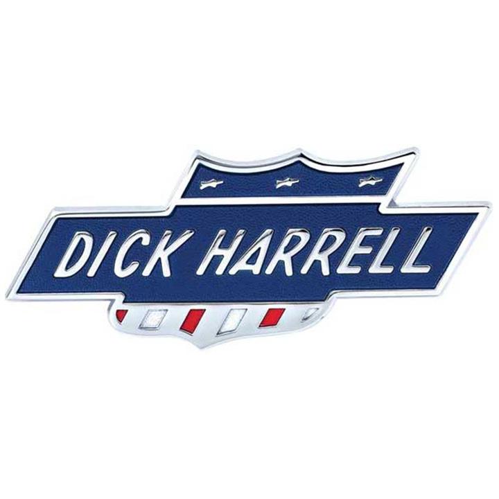 Universal Dick Harrell Emblem
