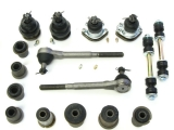 1968-1970 Chevelle Suspension Kit, Junior Front (Round Bushings)