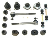1968-1970 Chevelle Suspension Kit, Junior Front (Oval Bushings)