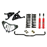 1967-1969 Camaro Detroit Speed Front Speed Kit Level 1, Small Block & LS