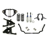 1968-1972 Chevelle Detroit Speed Front Speed Kit Level 2, Small Block & LS