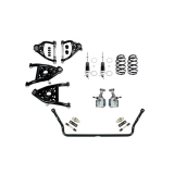 1968-1972 Chevelle Detroit Speed Front Speed Kit, Level 2, Double Adjustable, Small Block & LS