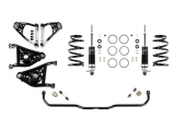 1967-1969 Camaro SB Or LSX Detroit Speed Suspension Kit Level 2, Bolt In Coilovers