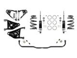 1967-1969 Chevrolet Detroit Speed Front Speed Kit Level 2, Base Shocks, Small Block & LS: 031350