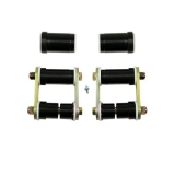 1967-1981 Camaro Heavy Duty Delrin Leaf Spring Shackle Kit: 041502