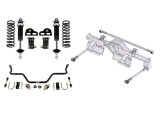 1982-1992 Camaro Detroit Speed Rear Speed Kit Level 3, Standard Shocks