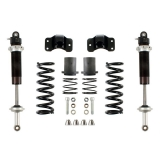 2016-2019 Camaro Detroit Speed Rear Coilover Conversion Kit, Double Adjustable Shocks: 0042432-D